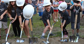 New DHS Groundbreaking