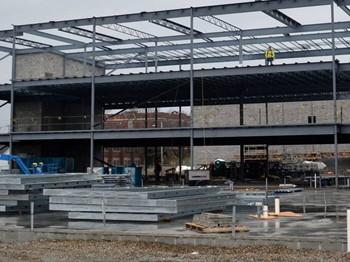 Public Tour of Construction Site