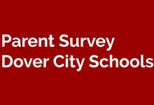 2020 Parent Survey