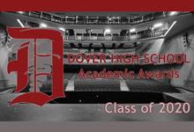 2020 Dover Academic Awards