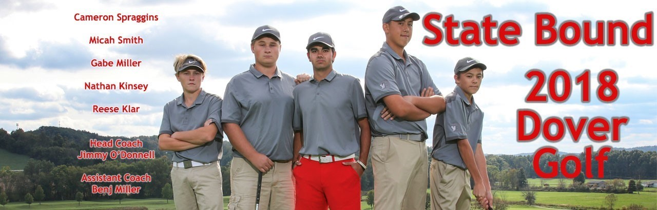 State Golf Team 2018
