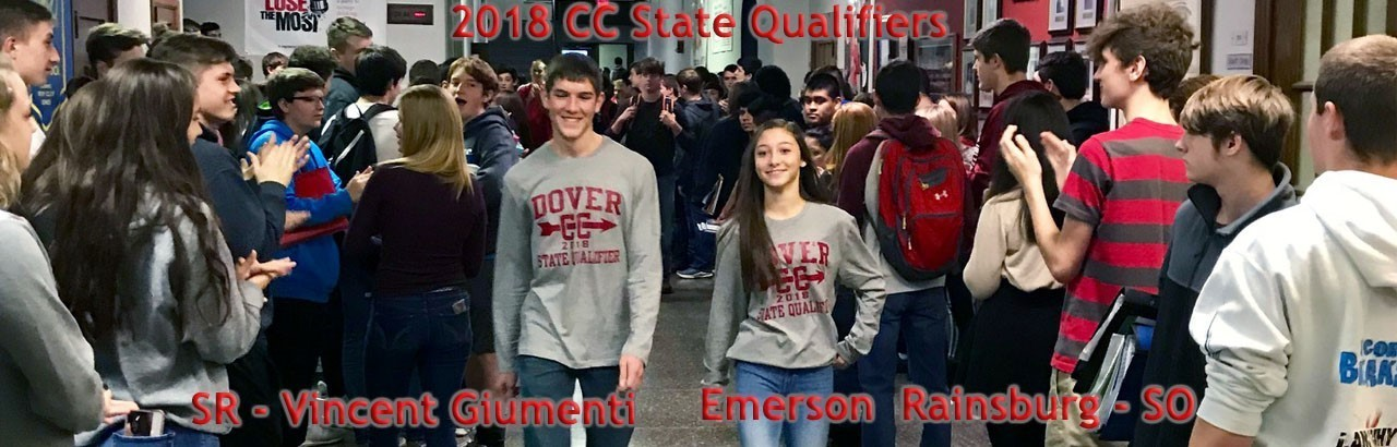 2018 CC State Qualifier Sendoff