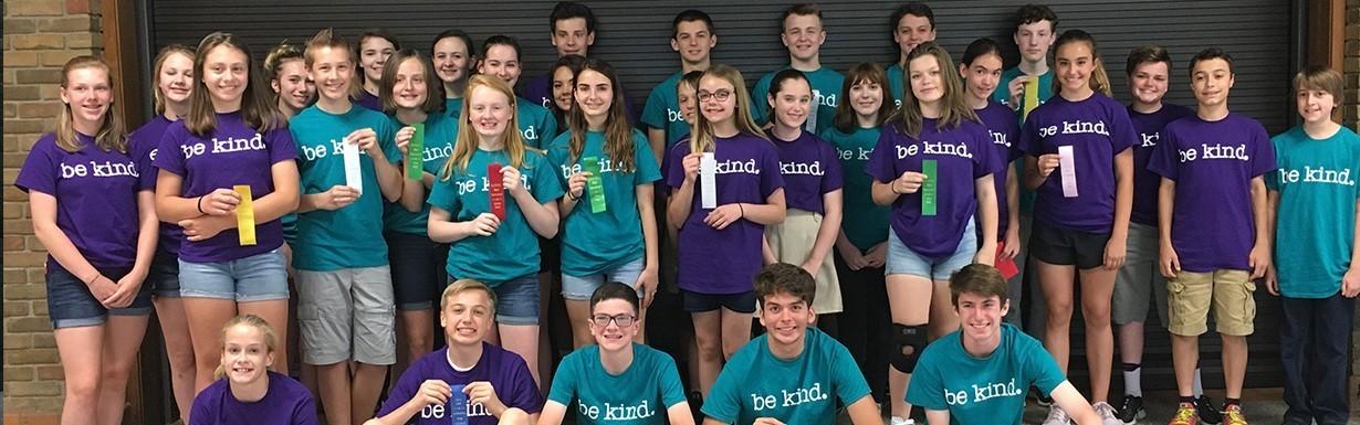 MS Math Tournament Winners