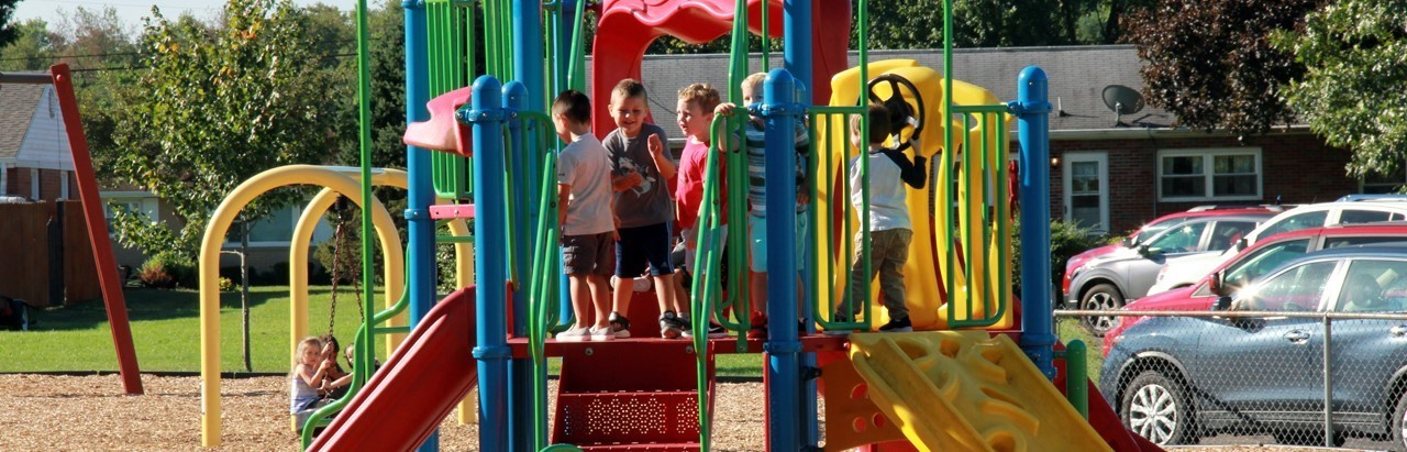 South Elementary Recess Pre-School 09-05-2019