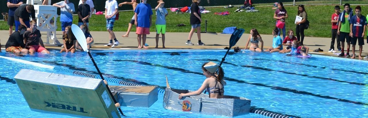 MS Box Boat Race 1